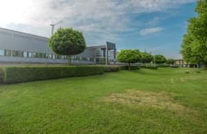 Bestandsgebäude für den Prüfbetrieb - Avantis